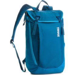 Plecak THULE - TEBP315 20L Poseidon. Niebieskie plecaki męskie Thule, z materiału. W wyprzedaży za 239,00 zł.