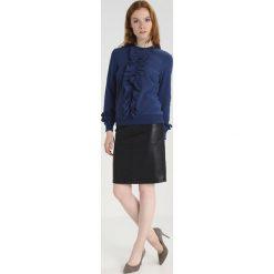 Bluzy rozpinane damskie: YAS YASPARISA Bluza estate blue