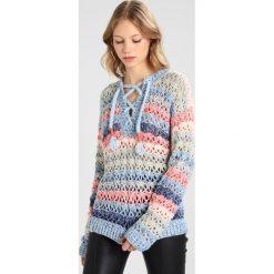 Swetry klasyczne damskie: khujo ANTHELIA Sweter aqua