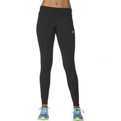 Asics Spodnie damskie Tight czarne r. S (142920-0904). Szare spodnie sportowe damskie marki Asics, z poliesteru. Za 124,45 zł.