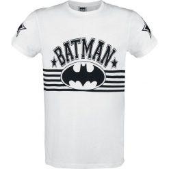 T-shirty męskie z nadrukiem: Batman Stars T-Shirt biały