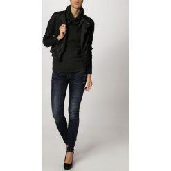 GStar 3301 LOW SUPER SKINNY Jeans Skinny Fit neutro stretch denim. Niebieskie jeansy damskie relaxed fit marki G-Star, z bawełny. W wyprzedaży za 344,25 zł.