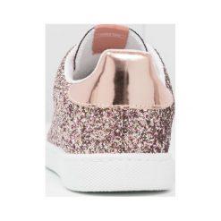 Trampki damskie slip on: Victoria Shoes DEPORTIVO BASKET GLITTER Tenisówki i Trampki rosa