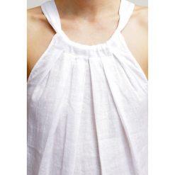 Sukienki hiszpanki: 120% Lino Sukienka letnia white