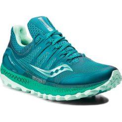 Buty SAUCONY - Xodus Iso 3 S10449-35 Grn/Aqu. Zielone buty do biegania damskie Saucony, z gumy. W wyprzedaży za 379,00 zł.