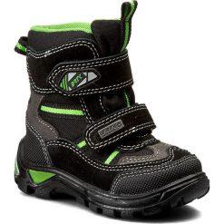 Buty zimowe chłopięce: Śniegowce BARTEK – 91931-0KK Ocean Kiwi