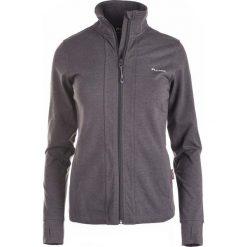 ELBRUS Bluza damska Skeeter dark grey melange/dubarry r.XS. Czarne bluzy sportowe damskie marki DOMYOS, z elastanu. Za 98,34 zł.