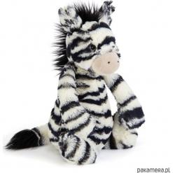 Przytulanka Maskotka Zebra 31cm. Szare przytulanki i maskotki Pakamera. Za 135,00 zł.
