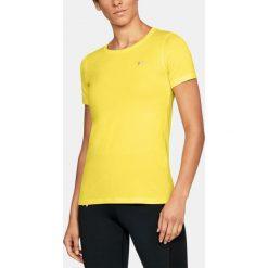 Under Armour Koszulka damska HG Armour SS żółta r. M (1285637-159). Żółte topy sportowe damskie marki Under Armour, m. Za 84,64 zł.