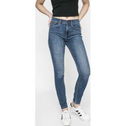 Calvin Klein Jeans - Jeansy WONDER MID. Niebieskie jeansy damskie marki Calvin Klein Jeans. W wyprzedaży za 299,90 zł.