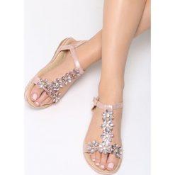 Różowe Sandały Queens Tears. Białe sandały damskie marki vices. Za 79,99 zł.