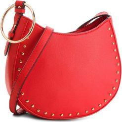 Torebka JENNY FAIRY - RH1063  Czerwony. Czerwone torebki klasyczne damskie Jenny Fairy, ze skóry ekologicznej, na ramię. Za 79,99 zł.