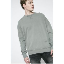 Review - Bluza. Szare bluzy męskie rozpinane marki Review, l, z bawełny, bez kaptura. W wyprzedaży za 99,90 zł.