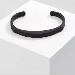 Bransoletki męskie: Icon Brand PREMIUM MANTA  Bransoletka black