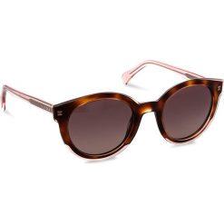 Okulary przeciwsłoneczne damskie: Okulary przeciwsłoneczne TOMMY HILFIGER – 1437/S Pink Havana LQ8