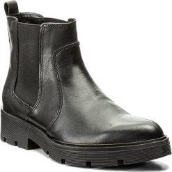 Buty zimowe damskie: Sztyblety BRONX – 44145-A BX 823 Black 01