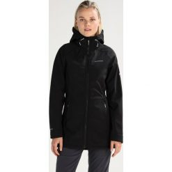 Craghoppers INGRID  Kurtka Softshell black. Czarne kurtki damskie softshell Craghoppers, z elastanu. W wyprzedaży za 356,15 zł.
