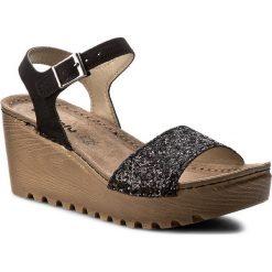 Rzymianki damskie: Sandały INBLU – GT015P33  Czarny