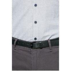 Medicine - Spodnie Nocturnal. Szare rurki męskie marki MEDICINE, w paski, z bawełny. W wyprzedaży za 99,90 zł.
