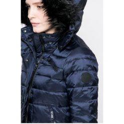 Vero Moda - Kurtka puchowa Marga. Szare kurtki damskie pikowane marki Vero Moda, l, z materiału, z kapturem. W wyprzedaży za 239,90 zł.