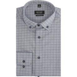 Koszula versone 2757 długi rękaw custom fit niebieski. Niebieskie koszule męskie Recman, m, z długim rękawem. Za 149,00 zł.