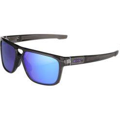 Oakley CROSSRANGE PATCH Okulary przeciwsłoneczne grey smoke/violet iridium. Szare okulary przeciwsłoneczne damskie lenonki marki Oakley. Za 679,00 zł.