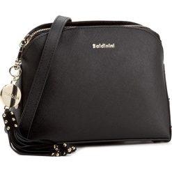 Torebka BALDININI - Cervino 820420 Nero. Czarne torebki klasyczne damskie Baldinini. W wyprzedaży za 619,00 zł.