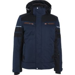 Icepeak CASH Kurtka snowboardowa dark blue. Niebieskie kurtki narciarskie męskie Icepeak, m, z materiału. W wyprzedaży za 535,20 zł.