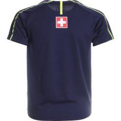 T-shirty chłopięce: Puma SCHWEIZ Koszulka reprezentacji peacoat