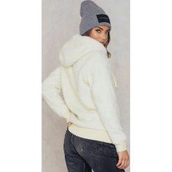 Bluzy rozpinane damskie: VANS Bluza z kapturem Subculture - White