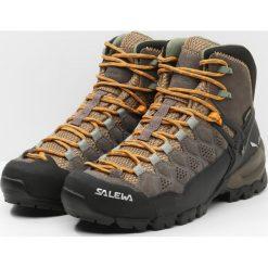 Buty trekkingowe damskie: Salewa ALP TRAINER MID GTX Buty trekkingowe walnut/butterscotch
