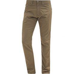 Spodnie męskie: Carhartt WIP VICIOUS PANT LAMAR Spodnie materiałowe leather