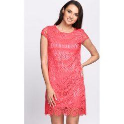 Sukienki: Koralowa Sukienka C'mon Sweet Girl