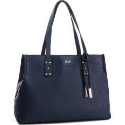 Torebka GUESS - HWVG71 14240 NAVY. Niebieskie torebki klasyczne damskie Guess, z aplikacjami, ze skóry ekologicznej. Za 649,00 zł.