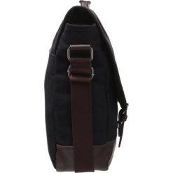 Pier One Aktówka black/dark brown. Czarne aktówki męskie marki Pier One, na ramię, małe. Za 129,00 zł.