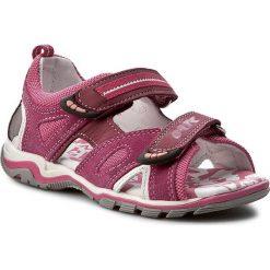 Sandały dziewczęce: Sandały BARTEK – 16176-1-I29 Różowy