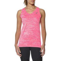 Bluzki damskie: Asics Koszulka Fuzex Layering Tank różowa r. L (142322 0688)