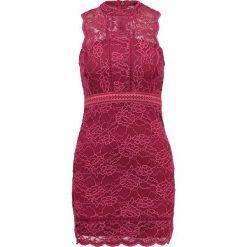 Sukienki hiszpanki: Topshop Petite Sukienka koktajlowa pink