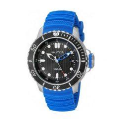 """Zegarki męskie: Zegarek """"NAD18517G"""" w kolorze niebieskim"""