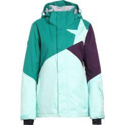 Odzież damska: Zimtstern ZARIN Kurtka snowboardowa green