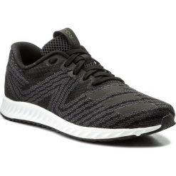 Buty adidas - Aerobounce DA9957 Cblack/Silvmt/Ftwwht. Białe buty do biegania damskie marki Adidas, m. W wyprzedaży za 269,00 zł.