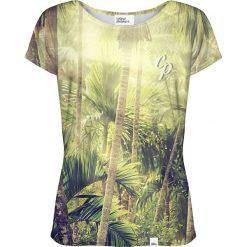 Colour Pleasure Koszulka damska CP-034 272 zielona r. M/L. T-shirty damskie Colour pleasure, l. Za 70,35 zł.