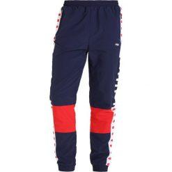 Spodnie męskie: Fila CALEB Spodnie treningowe peacoat