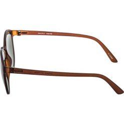 Le Specs SWIZZLE LE THOUGH Okulary przeciwsłoneczne matte copper. Brązowe okulary przeciwsłoneczne damskie wayfarery Le Specs. Za 199,00 zł.
