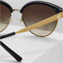 Michael Kors AMALFI Okulary przeciwsłoneczne smoke gradient. Szare okulary przeciwsłoneczne damskie lenonki marki Michael Kors. Za 659,00 zł.
