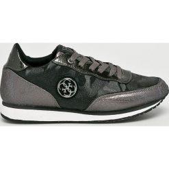 Guess Jeans - Buty. Czarne buty sportowe damskie marki Asics. Za 399,90 zł.