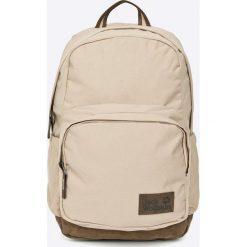 Jack Wolfskin - Plecak Croxley. Czarne plecaki męskie marki Jack Wolfskin, w paski, z materiału. W wyprzedaży za 269,90 zł.