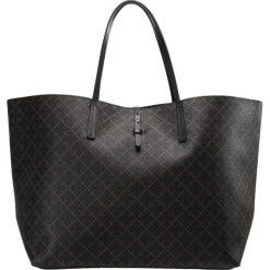 Shopper bag damskie: By Malene Birger GRINOLAS  Torba na zakupy dark chokolate