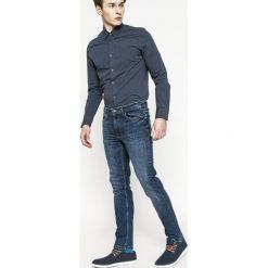 Medicine - Jeansy Basic. Niebieskie jeansy męskie regular MEDICINE, z bawełny. W wyprzedaży za 59,90 zł.