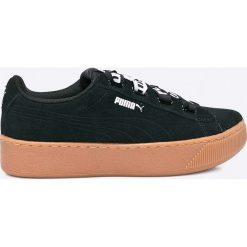Puma - Buty. Szare buty sportowe damskie marki adidas Originals, z gumy. W wyprzedaży za 259,90 zł.